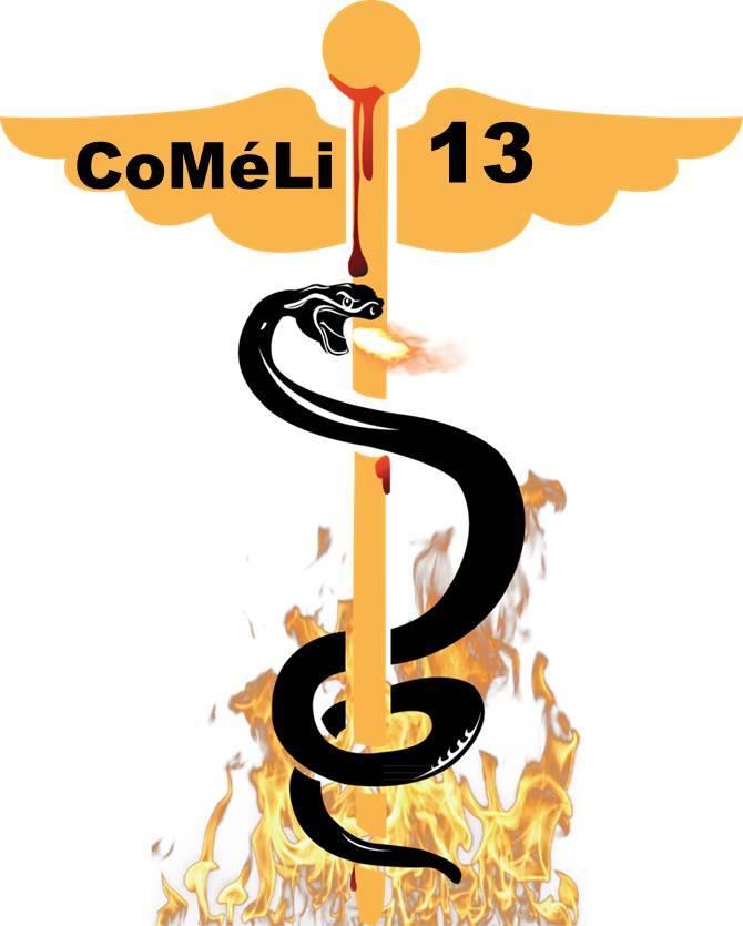 comeli 13 logo