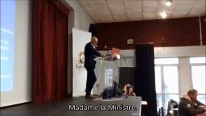 Lettre à Madame Buzyn - Madame la Ministre :