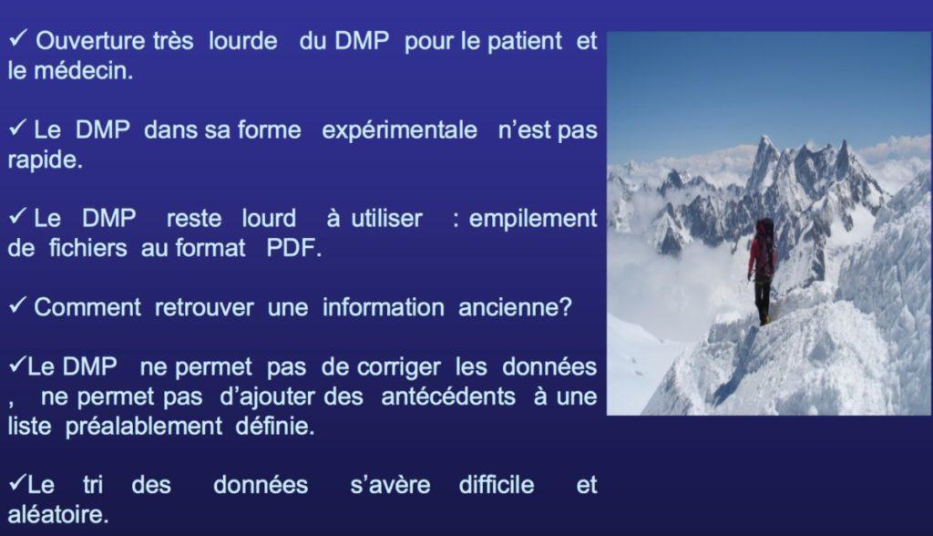 Données de santé: DMP et base-patient mis en place par la loi Touraine, modernes et sans risque ?
