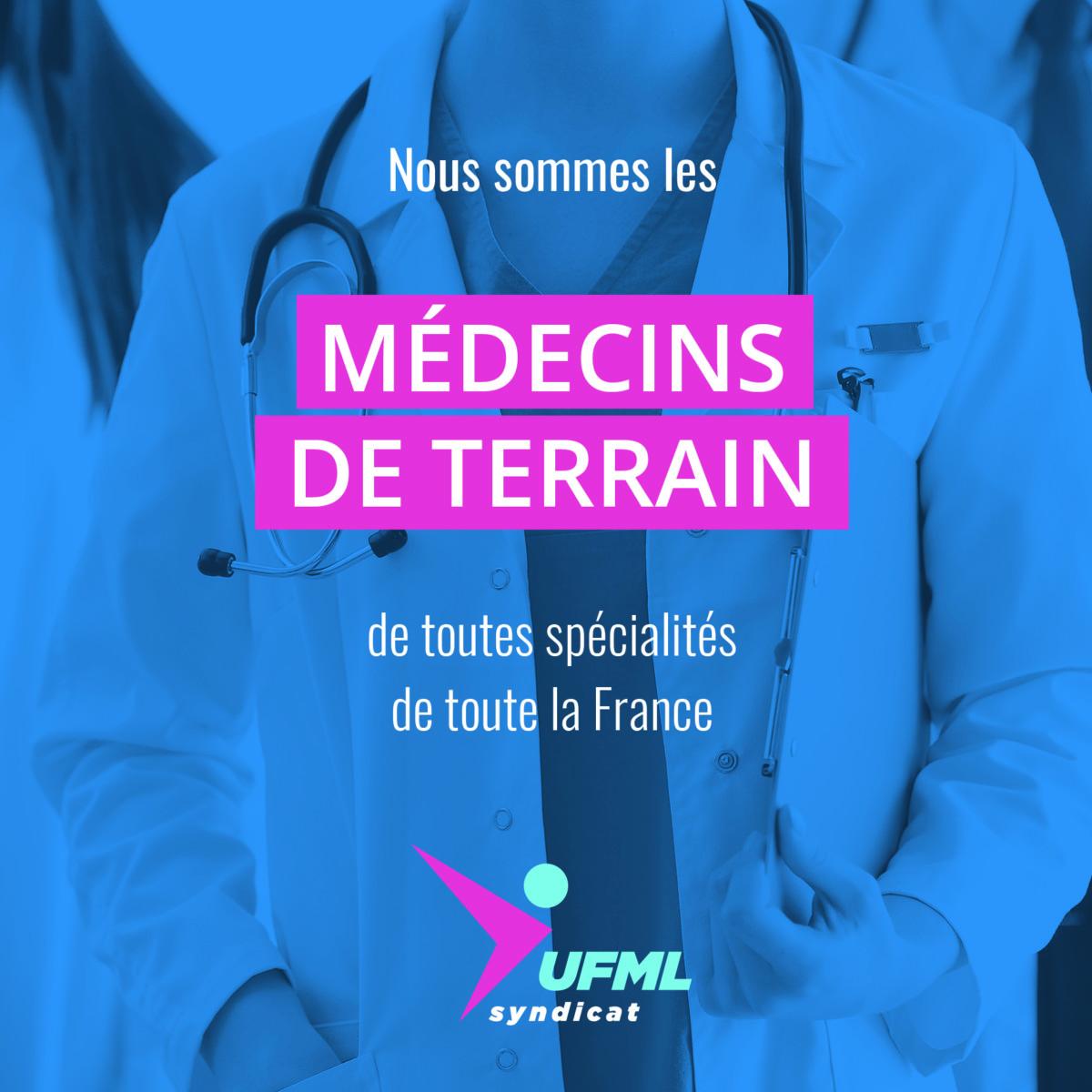 Médecins de terrain