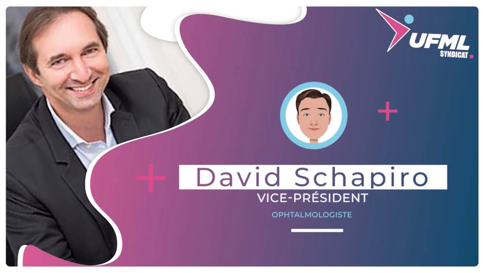 Dr David Schapiro