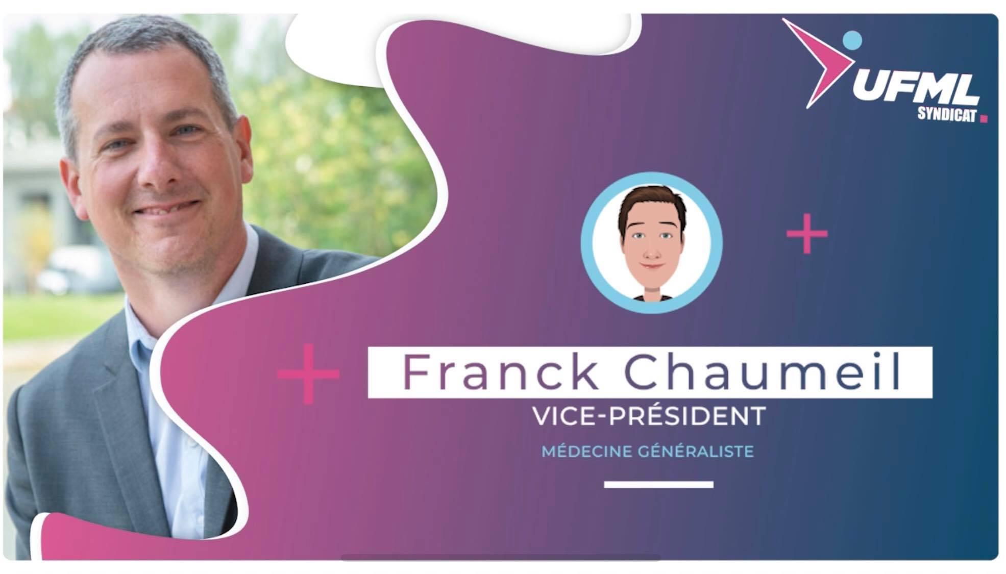 Dr Franck Chaumeil