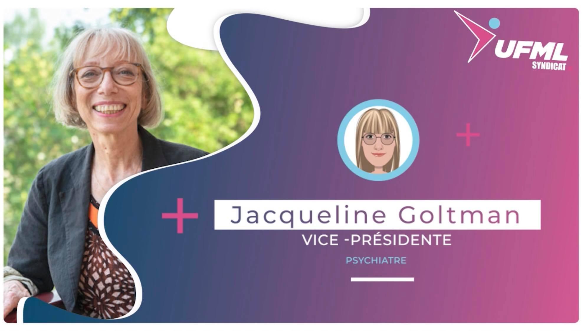 Dr Jacqueline Goltman