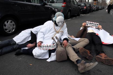 La France ce pays qui massacre ses médecins...