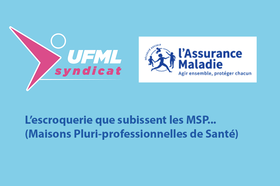 MSP, le mépris de la Sécu (maison de santé pluri-professionnelle) ...